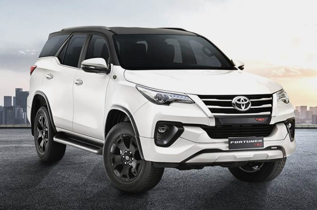 new toyota fortuner 2020 - price,specifications and key